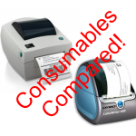Label Printing Cost Comparison - Dymo/Zebra Printer