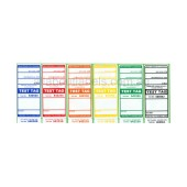 All Purpose Test Tags - NSW Colours Pack