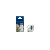 Brother CZ-1002 12mm x 5m Tape Cassette