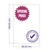 Lowest Price Startrack Labels - 8 rolls