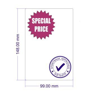Lowest Price Startrack Labels - 8 rolls