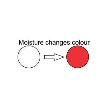 Moisture Sensitive Labels